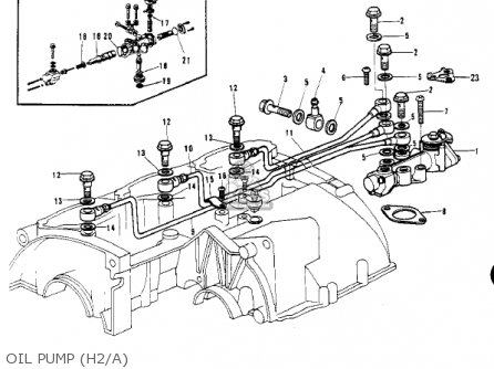 Diagram Of Internal  bustion Engine furthermore Harley Oil Line Routing Diagram further Yanmar 1 Cylinder Diesel Engine besides Volvo 940 Wiring Diagrams Automotive besides Toyota Land Cruiser Exhaust System. on oil pump internal bustion engine