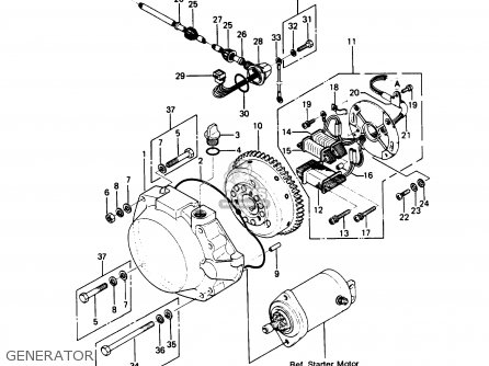 kawasaki 650 jet ski wiring diagram electric water jet engine f 22 raptor engine wiring #3