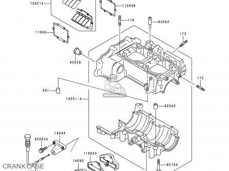 Kawasaki Jt750 B2 Jetski 1996 Usa Canada Sts Parts Lists And