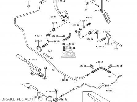 kawasaki mule 550 electrical diagram kawasaki bayou 400