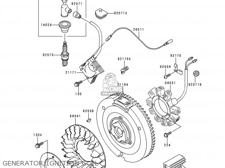 Ditch Witch 4010 Wiring Diagram