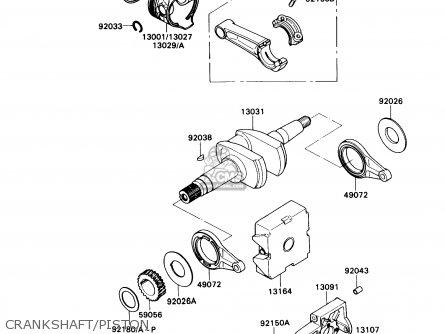 Kawasaki Kaf540c1 Mule2010 1990 Usa Parts Lists And Schematics. Kawasaki. Kaf540c Kawasaki Mule Rear Axle Diagram At Scoala.co