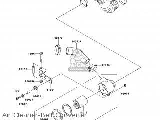 Kawasaki Kaf950d8f Mule3010 2008 Usa Diesel 4x4 Parts Lists And. Air Cleanerbelt Converter. Kawasaki. 3010 Kawasaki Mule Kaf950b Parts Diagram At Scoala.co