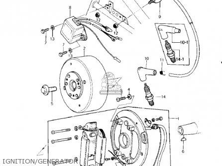 1979 kdx 400 wiring diagram kawasaki kdx400-a1 kdx400 1979 usa canada parts lists and ... 1979 k z 400 wiring diagram