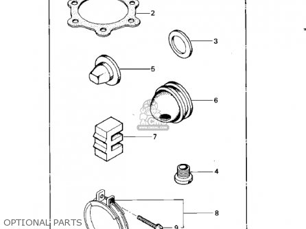 1979 kdx 400 wiring diagram kawasaki kdx400-a1 kdx400 1979 usa canada parts lists and ... 1982 kdx 400 wire diagram