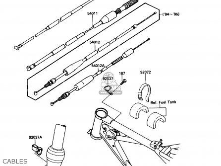 C4 Rear Suspension Diagram