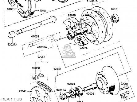 Wire Diagrams Kawasaki Km 100