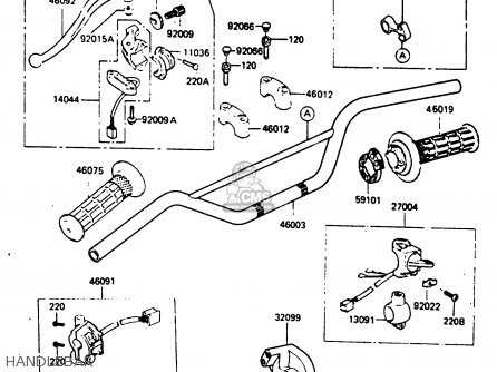 84 Ford F 250 Parts Diagram