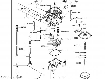 S Super E Carburetor Diagram on mercury outboard oil pump