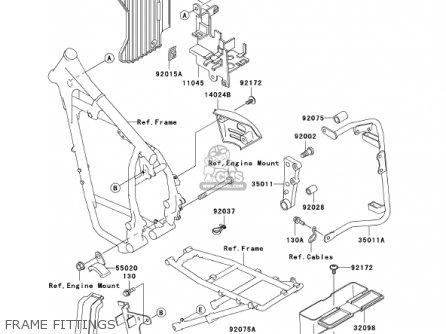 2014 Kawasaki Klr 650 Wiring Diagram