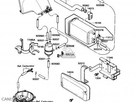 Klr 650 Light Wiring Diagram