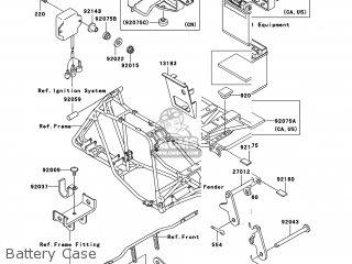 kawasaki klf220 a15 bayou220 2002 usa parts list. Black Bedroom Furniture Sets. Home Design Ideas