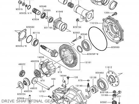 Wiring Harness For 3010 Kawasaki Mule