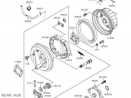 1970 kawasaki 250 wiring diagram kawasaki mule wiring