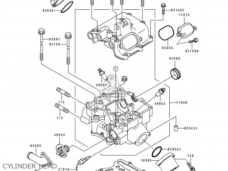 Jonway Scooter Wiring Diagram also Wiring Diagram Kawasaki Bayou 185 together with 2003 Kawasaki 300 Bayou Wiring Diagram moreover Yamaha Yfm 200 Carburetor moreover F2770. on 1986 kawasaki bayou 185 wiring diagram