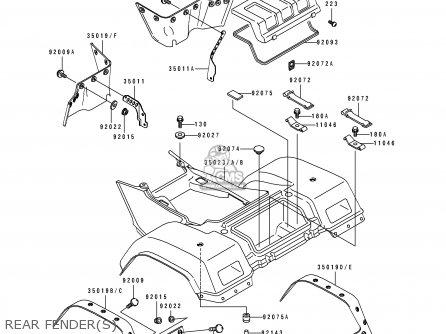 kawasaki klf300 bayou wiring diagram 4 x html with Kawasaki Bayou 400 Carburetor Diagram on Kawasaki Klf300b Wiring Diagram besides Kawasaki Bayou 400 Carburetor Diagram besides Klf400s Wire Harness furthermore F2760 likewise Bayou 220 Wiring Harness.