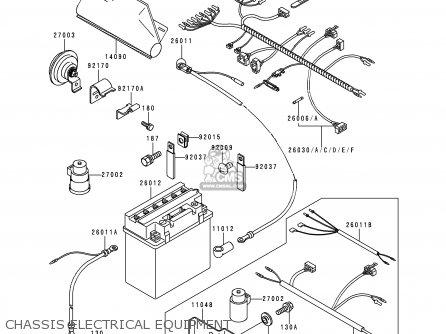 Kawasaki Klf 400 Wiring Diagram