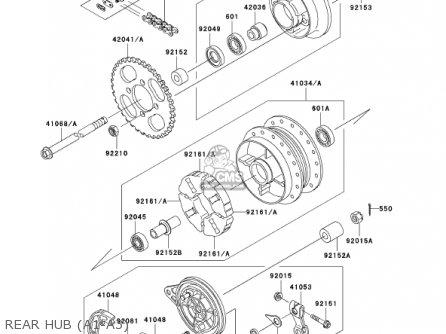Honda Foreman Engine Diagram