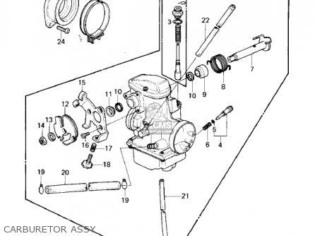 1979 kawasaki 250 wiring schematics    kawasaki    klx250a1 klx250    1979    parts lists and    schematics        kawasaki    klx250a1 klx250    1979    parts lists and    schematics