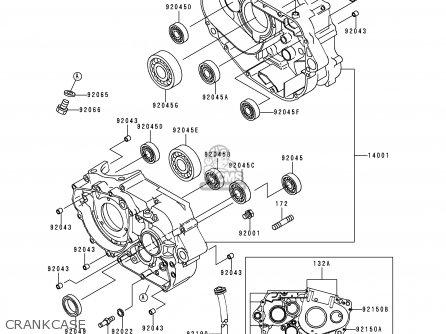 Klx 250 Carburetor Diagram