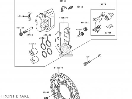 Klx 110 Wiring Diagram