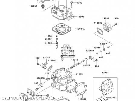 kawasaki fury 125 wiring diagram kawasaki kmx 125 wiring diagram