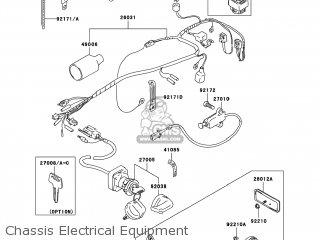 Kawasaki KSF80-A1 KFX80 2003 USA parts lists and schematicsCmsnl.com