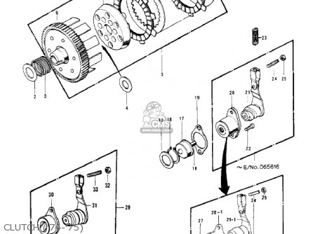 Yamaha Dt 125 Carburetor on 1975 yamaha dt 125 wiring diagram