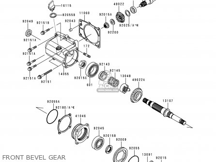 Kawasaki Prairie 300 Brake Diagram Wire Data Schema