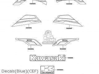 Kawasaki Kvf300 Cef Brute Force 300 2014 Usa Parts Lists And Schematics