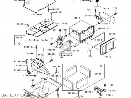 Kawasaki Bayou 400 Wiring Diagram