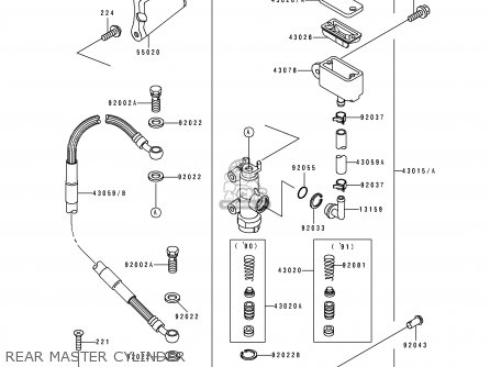 Motorcycle Master Cylinder on motorcycle wiring harness uk