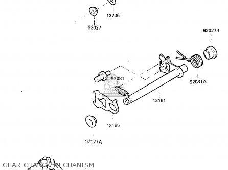 84 Kx250 Wiring Diagram. . Wiring Diagram on
