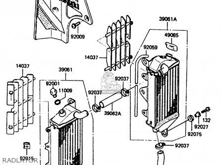 Kawasaki Engine Coil