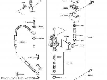 1992 Fzr 600 Wiring Diagram besides Cable Clutch Adjustment as well Kubota Glow Plug Relay Location besides T10637710  o coloco la banda de distribuicion de additionally Wiring Diagram For 2006 Jeep Liberty. on vw master cylinder diagram