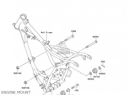 kawasaki kx60 b17 kx60 2001 usa canada parts lists and schematics. Black Bedroom Furniture Sets. Home Design Ideas