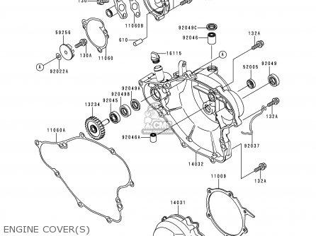 kawasaki kx65 a1 2000 usa canada parts list partsmanual. Black Bedroom Furniture Sets. Home Design Ideas