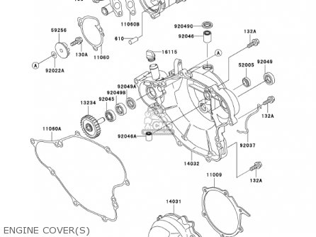 Kawasaki Kx65 A3 Kx65 2002 Usa Canada Parts Lists And Schematics