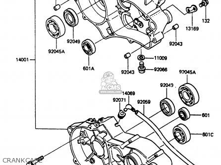 Kx 80 Engine Diagram