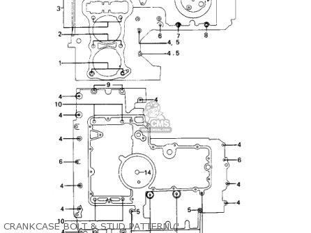 78 Kz1000 B2 Wiring Schematic