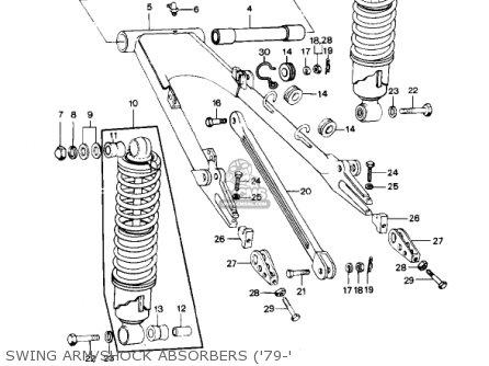 kawasaki kz1000b3 kz1000 ltd 1979 usa canada parts list. Black Bedroom Furniture Sets. Home Design Ideas