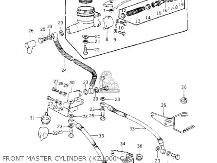 1979 Kz1000 Wiring Diagram