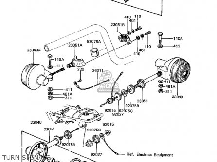 1986 Kz1000 Wiring Diagram furthermore Partslist besides Kawasaki F7 Wiring Diagram furthermore Xs1100 Clutch Diagram moreover  on 1979 kz1000 wiring diagram