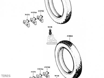 Kawasaki R1 Wiring Diagram