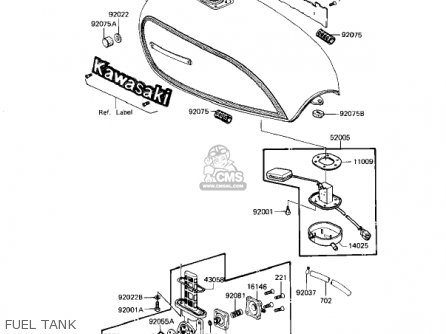 1982 Kz1100 Wiring Diagram