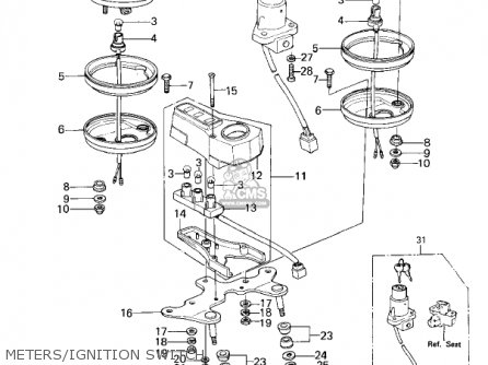 1978 arctic cat wiring diagram