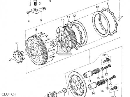 Cb750 Chopper Wiring Diagram moreover 81 Xs650 Wiring Diagram besides 6 0 Powerstroke Oil Filter Housing likewise Pictorial Diagram Of Honda Cb100 besides Honda Twin Ignition Wiring Diagram. on simplified motorcycle wiring diagram