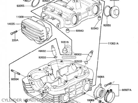 kawasaki kz305a2 csr 1982 usa parts lists and schematics  kawasaki csr 305 wiring diagram #15