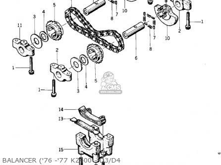 1982 Kawasaki Wiring Diagrams 400