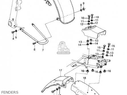 Kawasaki Kz400 Wiring Diagram